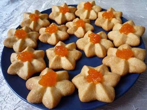 Как сделать простые печеньки
