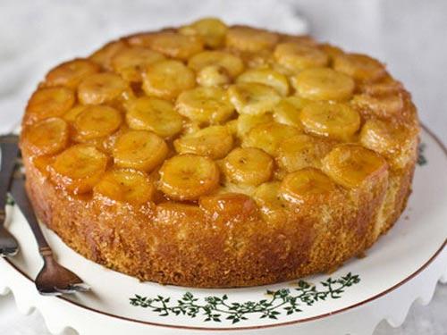 Банановый пирог в духовке пошаговый рецепт