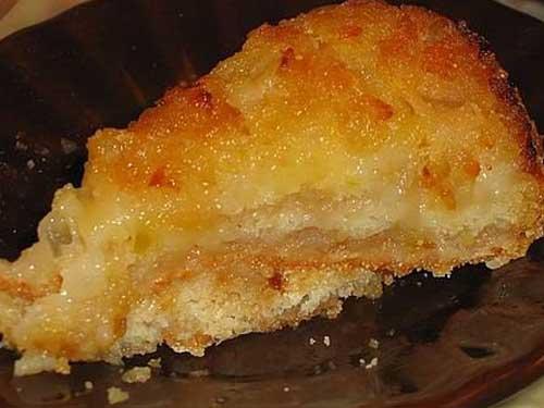 Запеканка творожная с яблоками рецепт в духовке с манкой рецепт пошаговый