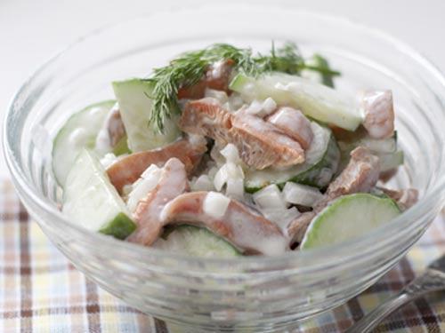 Горбуша запеченная в духовке диетический рецепт с фото